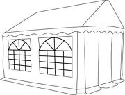 Marquee Tent Heavy Duty