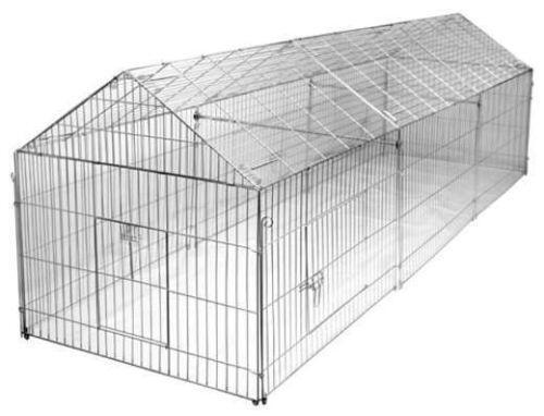 freigehege kaninchen k fige auslauf gehege ebay. Black Bedroom Furniture Sets. Home Design Ideas
