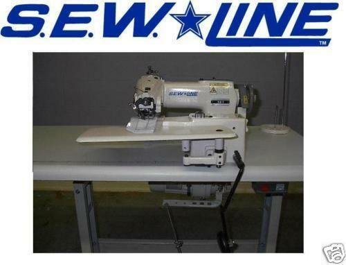 Industrial Blind Stitch Sewing Machine Ebay