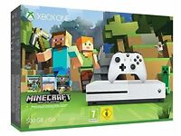 Xbox One S 500GB - Minecraft Bundle *BRAND NEW*