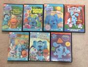 Blues Clues DVD Lot