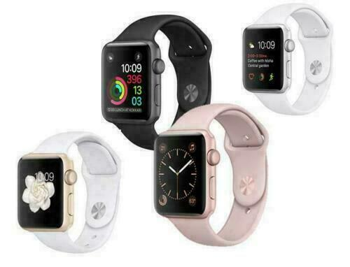 Apple Watch Series 3 38mm 42mm GPS + WiFi + Cellular Smart Watch All Colors!