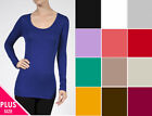 Plus Solid 3X T-Shirts for Women