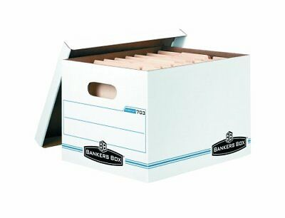 Bankers Box Storfile - Letterlegal Lift-off Lid - 450 Lb - Fel00703