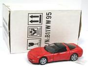 Franklin Mint Corvette 1997