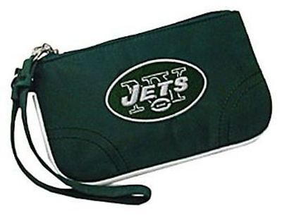 Brand NEW - NFL Licensed NY Jets Wristlet Coin Credit Card Purse - Free Shipping