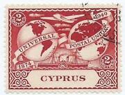 Cyprus 1949