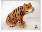 Keramik Tiger