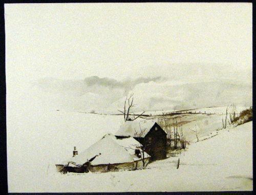 Andrew Wyeth The Corner Prints Ebay