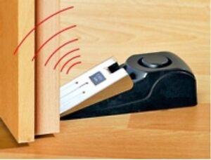 elektronischer t rstopper mit alarm neu sofort ebay. Black Bedroom Furniture Sets. Home Design Ideas