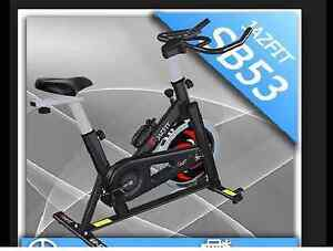 Brand New Heavy Duty 2-Way Resistance Spinning Exercise Bike Bankstown Bankstown Area Preview