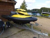 Sea-Doo QRV iS 260