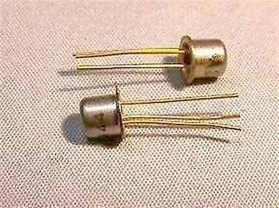 5 Motorola 2n828 Germanium Pnp Rf-if Amp Transistors