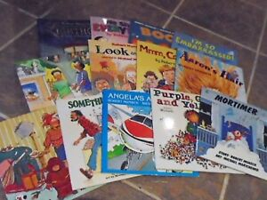 PRIMARY THEMED BOOKS-INCLUDING ROBERT MUNSCH
