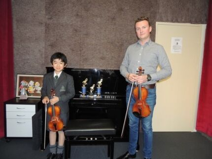 Violin Lessons by fast and accurate tutor. Roseville Chase Ku-ring-gai Area Preview