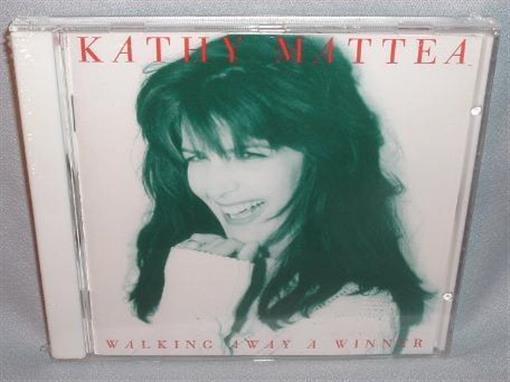 Cd Kathy Mattea Walking Away A Winner New Mint Sealed Canada