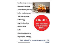 Male & Female Massage therapist