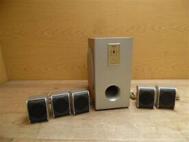 Bush Home Theatre surround sound system (Model DVD AV11K)