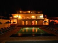 Christmas/New year ALGARVE LUXURY VILLA - SLEEPS 20