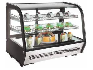Counter top display fridge