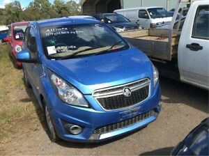 Wrecking Holden Barina spark 2013 Willawong Brisbane South West Preview