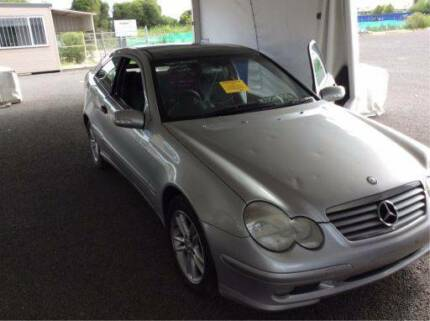 *****2002-2003- 2004 MERCEDES C180K CL203 COUPE WRECKING NOW Villawood Bankstown Area Preview