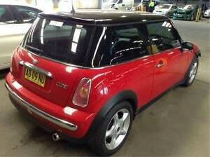 2003 Mini Cooper  wrecking Williamstown North Hobsons Bay Area Preview