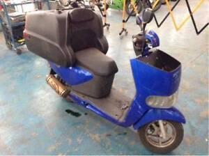 ZHEN 150 ex pizza hut delivery scooter unreg runs well Belmore Canterbury Area Preview