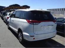 2014 Toyota Tarago Wagon Prospect Prospect Area Preview