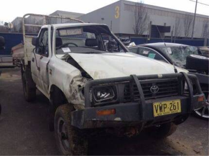 WRECKING 1996 Toyota Hilux STD single cab  suits 91 - 97 | A1355 Revesby Bankstown Area Preview