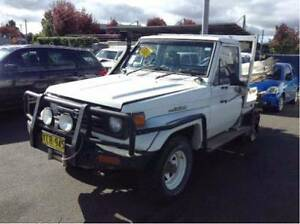 Wrecking 96 Land Cruiser 75 Series Ute - suits******1999 (A1324) Revesby Bankstown Area Preview