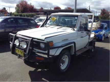 Wrecking 96 Land Cruiser 75 Series Ute - suits******1999 (A1324)