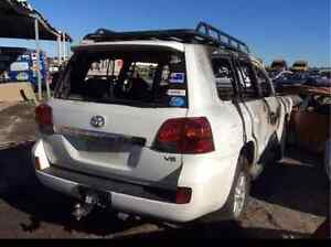 Toyota Land Cruiser Wagon, 2013 200 Series.  Now Dismantling Wollongong Wollongong Area Preview