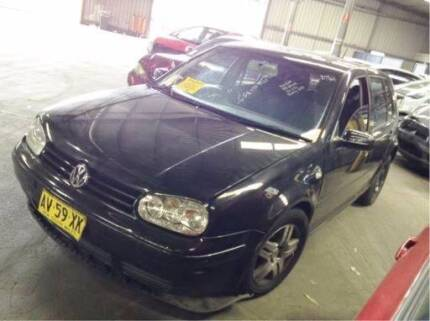2003 VW GOLF 5DR HATCH MANUAL 2L || NOW WRECKING STOCK #VW1056 Bankstown Bankstown Area Preview