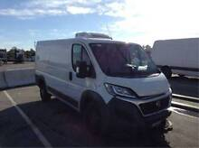 2016 FIAT DUCATO PARTS VAN LOW ROOF SWB AUTOMATIC 3.0LTR LOW KMS Campbellfield Hume Area Preview