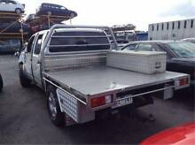 Nissan Navara D40 TRAY WITH TOOL BOXES (DUAL CAB) Wingfield Port Adelaide Area Preview