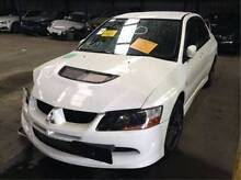 Mitsubishi Ralliart Evo Lancer 8 complete car wrecking Wetherill Park Fairfield Area Preview