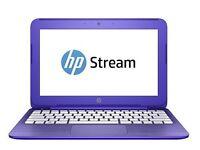 purple hp laptop