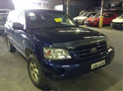 2004 Toyota Kluger CV | WRECKING | suits 03 - 07 models | A1336 Revesby Bankstown Area Preview