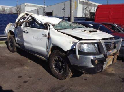 Wrecking 2012 Toyota Hilux SR suits 2011 - current models | A1356 Revesby Bankstown Area Preview