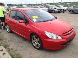 WRECKING / DISMANTLING 2004 PEUGEOT 307 HATCH MANUAL North St Marys Penrith Area Preview