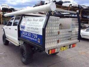 Toyota Hilux 2008, dual cab, 4WD Diesel, Manual.  NOW DISMANTLING Wollongong Wollongong Area Preview
