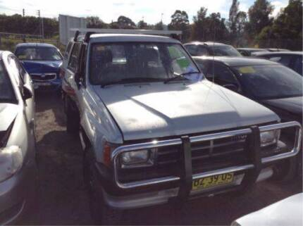 WRECKING Toyota 4 Runner 1986 | suits 84-89 models | A1342 Revesby Bankstown Area Preview