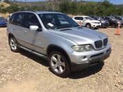 2006,BMW X5  Wagon Wrecking Now North Albury Albury Area Preview