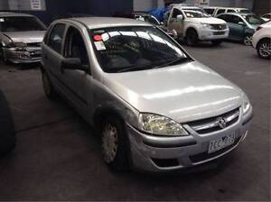 2004 Holden Barina wrecking for spare parts Campbellfield Hume Area Preview