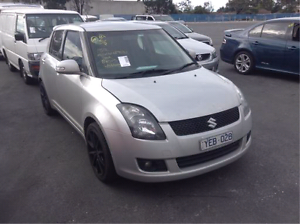 2010 Suzuki Swift wrecking very good condition parts Campbellfield Hume Area Preview