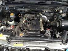 NISSAN NAVARA D22 2006 ZD30 3L TURBO DIESEL ENGINE   LOW 150KM Adelaide CBD Adelaide City Preview