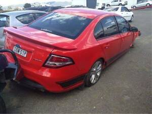 WRECKING 2009 FORD FALCON FG XR6 4.0L 5 SPEED AUTO -PARTS CENTRAL Austral Liverpool Area Preview