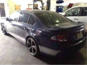 WRECKING 2009 FORD FALCON FG XR6 4.0L 5 SPEED AUTO-PARTS CENTRAL Austral Liverpool Area Preview