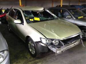 WRECKING 2009 FORD FALCON FG XT SEDAN-PARTS CENTRAL AUSTRAL Austral Liverpool Area Preview